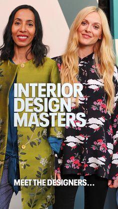 Interior Design Masters, Bbc Two, Interior Stylist, Modern Boho, Her Style, Stylists, Contemporary, Popcorn, Movies