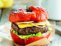 Hamburger de tomate