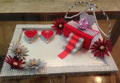 Engagement ring platter.......