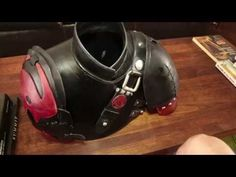 Modrenman: How to Make Hiccup's Upper Armor Part 1: How to Train Your Dragon 2 - YouTube