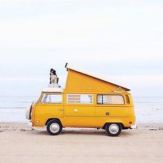 Simpel... Daar houden we van.. Klein... Liefst heel erg klein moet dat campertje worden..