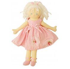 Alimrose Tilly Doll 29cm - Pink Posy