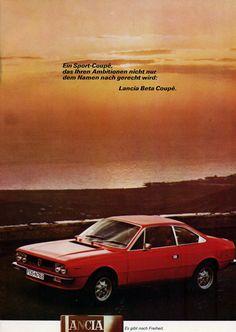 johnclaudi17:  Lancia Beta Coupé - 1977 Hot cars