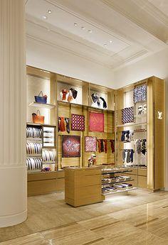 Louis Vuitton Townhouse, Ground floor | WORKS - CURIOSITY - キュリオシティ -