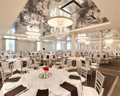 103 West - Wedding, Ballroom Venue in Atlanta, Georgia - A private dining destination ideal for every occasion including weddings, receptions, parties and mitzvahs