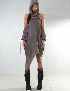 Seriously Ruined: DEMOBAZA // Clothing