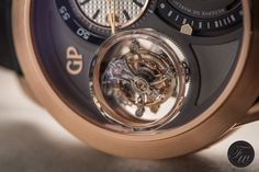 Girard-Perregaux Trix-axial Tourbillon shot by @fratellowatches #GirardPerregaux #Hautehorlogerie #Luxury #gold #watchesforhim #watches #men