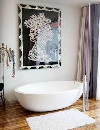 Resultado de imagen para e bañera ovalada