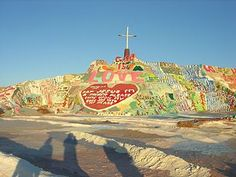 Salvation Mountain i