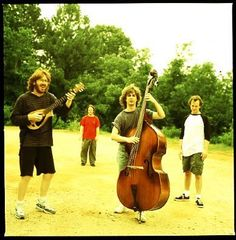 Phish - Longtime friends from Vermont, who continued the Grateful Dead/Widespread Panic jam-band tradition and became a live music phenomenon.