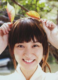She appeared in Rurouni Kenshin back in 2012, but her smile appears in my dreams each night. . .
