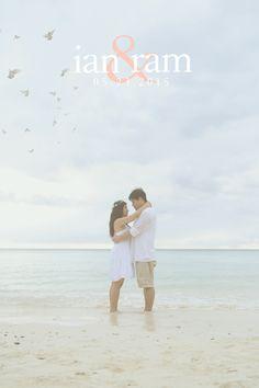 ian and ram | prenup shoot photo by yan-yan gervero