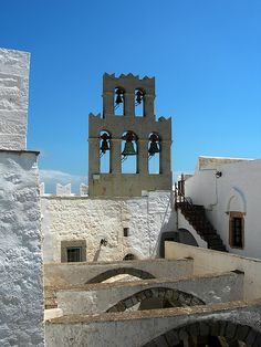 Patmos - St. John Cave of the Apocalypse.  Another spring 2014 destination.