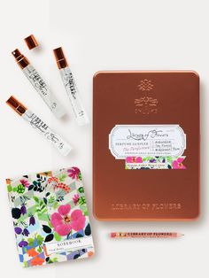 Library of Flowers Chapter 3 Perfume Sampler Products - $38