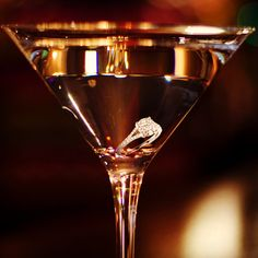 The Most Expensive Cocktails including a diamond ring! What a luxury!!!