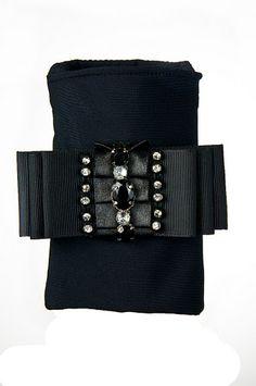 Pretty Diamonds & Pearls Wrist Wallet