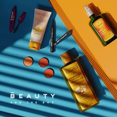 photography Beauty And the Box Vol. 6 auf Behance Attention Shoppers, We Have a Small, Lost, Three Y Beauty Photography, Cosmetic Photography, Product Photography, Pop Design, Graphic Design, Beauty Box Subscriptions, Perfume, Beauty Bay, Industrial