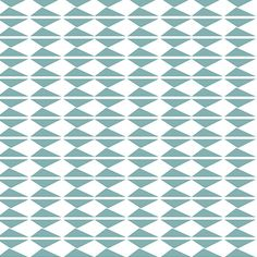 Scandinavische ruit blauw uit de collectie Eline Rousseau for dimago. Exclusief bij Verf & Wand