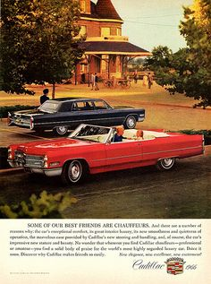 1966 Cadillac De Ville Convertible & Fleetwood 75 Limousine | Flickr - Photo Sharing!