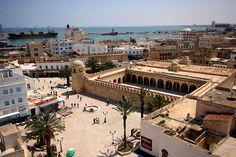 Sousse, Tunisia.