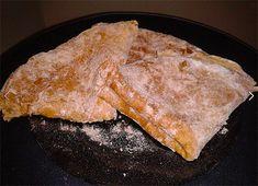 Kelt almás-fahéjas zabpalacsinta recept