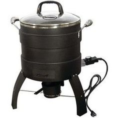 Butterball 18lb-capacity Electric Oil-free Turkey Fryer (pack of 1 Ea)