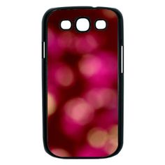 Samsung Galaxy S3 Case Valentines Day Red Pink by 8daysOfTreasures, $38.99
