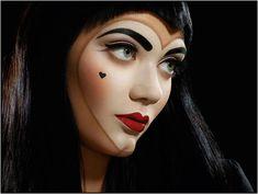Illamasqua the Make up Geniuses! Makeup Dräkt cee05fef68ca1