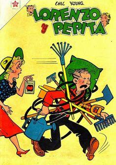 LORENZO Y PEPITA - AÑO V - N°87