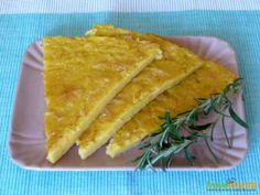 Farinata di ceci  #ricette #food #recipes