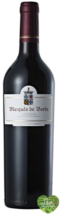 Love Your Table - Marques de Borba Red Wine 2011, €9,99 (http://www.loveyourtable.com/Marques-de-Borba-Red-Wine-2011/)