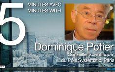 Dominique Potier a travaillé pour THALES et l'INRIA où il a respectivement occupé les postes de vice-président de la recherche logicielle et de directeur de recherches, avant de rejoindre le Pôle de Compétitivité de SYSTEMATIQUE PARIS-REGION dont il est l'actuel conseiller scientifique. Il a participé à plusieurs comités consultatifs gouvernementaux. Ingénieur de l'École Centrale de Paris et docteur en informatique, il est aussi titulaire d'une maîtrise en mathématiques appliquées