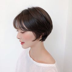 Hair cuts for women long hairstyles 40 Ideas Asian Short Hair, Short Thin Hair, Girl Short Hair, Short Hair Cuts, Short Blonde, Shot Hair Styles, Hair Styles 2016, Medium Hair Styles, Long Hair Styles