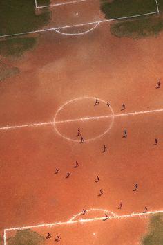 """Terrão de Cima"" - Ground from above on Behance"