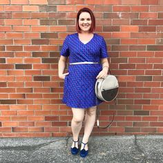 Eloquii is based in the states and makes clothes from Size 14 to Size 28 (US). I have ALWAYS wanted to buy from Eloquii. Dress Up, Shirt Dress, My Wardrobe, Everyday Fashion, Plus Size Fashion, Size 14, What To Wear, Feminine, Dresses For Work