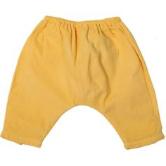 Baby: Yellow sarouel pants