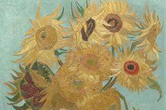 Tour: Impressionist Masterworks in Philadelphia (Image: Sunflowers by Vincent van Gogh, at the Philadelphia Museum of Art)