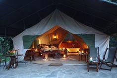Governors' Il Moran Camp - Masai Mara Reserve, Kenya - 5 Star Luxury glamping