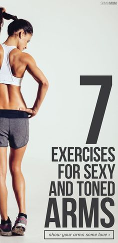 7 moves for stronger arms!