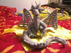 Crochet Dragon   Crochet dragon   Yarny Goodness
