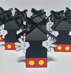 Caixa Milk do Mickey
