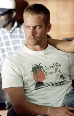 Paul Walker, Into the blue #RipPaulWalker #RememberTheBuster