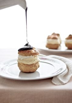 choux et creme. The French really do, do it, better.