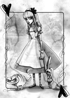 Alice? by PiccolaRia.deviantart.com on @deviantART