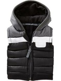 Frost Free Hooded Vests for Baby | Old Navy