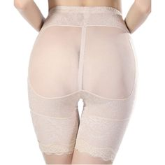 73e017ceddb Shymay Womens Full Body Shaper Vneck Butt Lifter Shapewear with Thigh  Slimmer Beige Medium     For more information