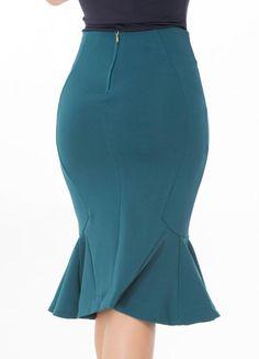 African Print Skirt, Iranian Women Fashion, Dress Making Patterns, Latest African Fashion Dresses, Skirt Outfits, Tie Dress, Fashion Clothes, Mermaid Skirt, Classic Skirts