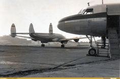 [c/n 4678] [sep57-mar68] [L1049G] Lockheed Super Constellation [EC-ARN] [Iberia] [feb62] [may67] [Santiago]