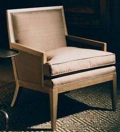 mattaliano & Laura Chair from the Thomas Ou0027Brien collection by Hickory Chair ...