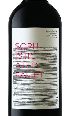 label-packaging-wine